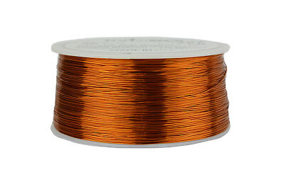Magnet Wire 26 AWG Gauge Enameled Copper 200C 1lb 1258ft Crafts Coil Winding
