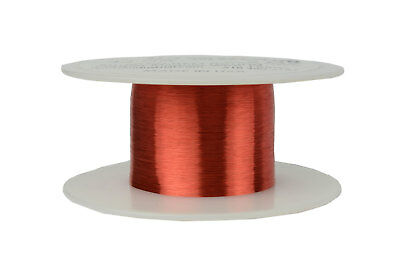 TEMCo Magnet Wire 44 AWG Gauge Enameled Copper 2oz 155C 9590ft Coil Winding