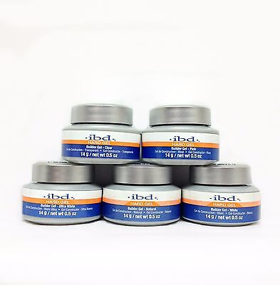 IBD ~ UV Builder Gel 0.5oz/14g ~ Pick ANY Color! (Classic and Modern Editions)