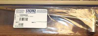 Karl Storz 10338DD BRONCH TUBE DOESEL HUZLY CODED YELLOW