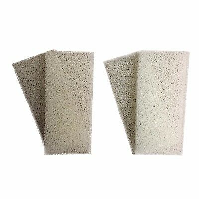 4 x Compatible Foam Filter Pads Suitable For Fluval U2 Aquarium Filter