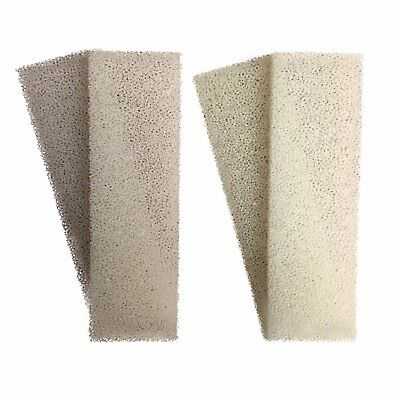 4 x Compatible Foam Filter Pads Suitable For Fluval U3 Aquarium Filter