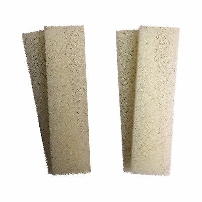 4 x Compatible Foam Filter Pads Suitable For Fluval U4 Aquarium Filter