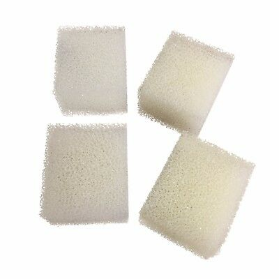4 x Compatible Foam Filter Pads Suitable For Fluval Edge Filter