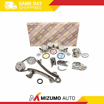 Fit 00-06 Toyota Celica GTS Corolla Matrix 1.8L 2ZZGE DOHC Engine Rebuilding Kit
