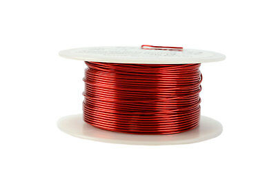 TEMCo Magnet Wire 20 AWG Gauge Enameled Copper 8oz 155C 157ft Coil Winding