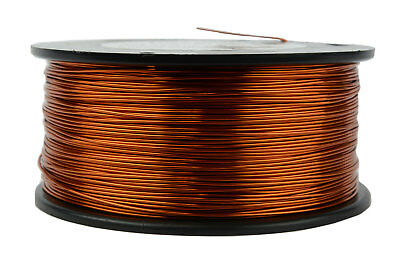 TEMCo Magnet Wire 20 AWG Gauge Enameled Copper 200C 1.5lb 471ft Coil Winding