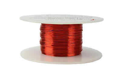 Magnet Wire 28 AWG Gauge Enameled Copper 2oz 155C 248ft Magnetic Coil Winding