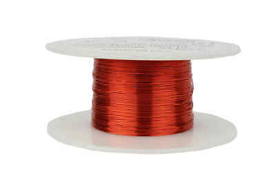 Magnet Wire 30 AWG Gauge Enameled Copper 2oz 155C 391ft Magnetic Coil Winding