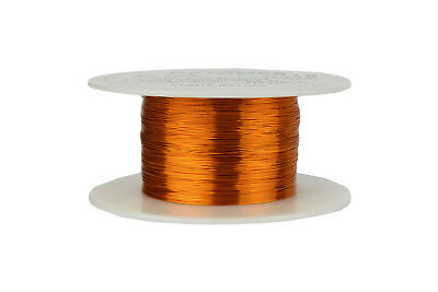 TEMCo Magnet Wire 30 AWG Gauge Enameled Copper 200C 4oz 783ft Coil Winding