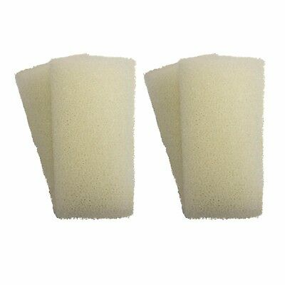 4 x Compatible Foam Filter Pads Suitable For Fluval 104 / 105 / 106 Filters