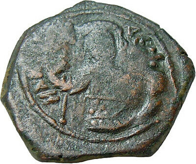 Coins & Paper Money Coins: Ancient Alexius I Comnenus 1081-1181 Ad Ae Tetarteron Thessalonica Mint.