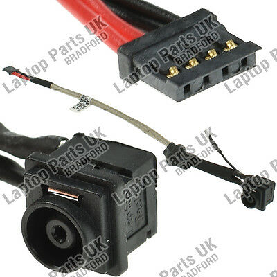 SONY Vaio VPCF11, VPCF12 DC Power Jack Wire Cable Harness Socket Pin