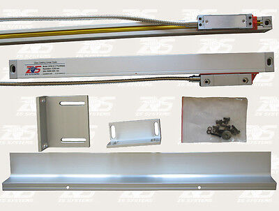 "Glass Scale Linear Encoder 12"",14"" or 16"" for DRO Digital Readout NEW"