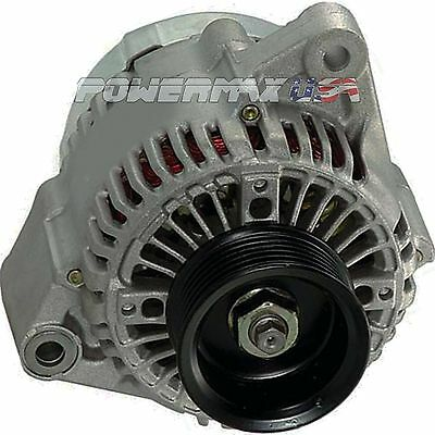 HIGH OUTPUT ALTERNATOR Fits HONDA ACCORD ACURA CL 2.3L 1998 99 00 01 2002 200AMP