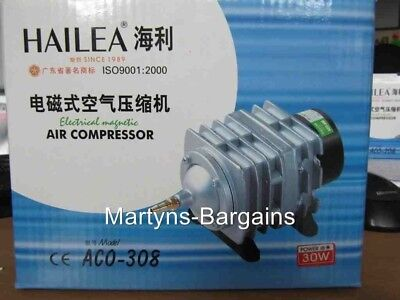 Hailea - Air Compressor. Electrical Magnetic. ACO-308