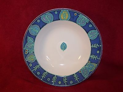 """Block China ~ Sonora ~ Large Rimmed Soup/Cereal Bowl 8 1/4"""""""