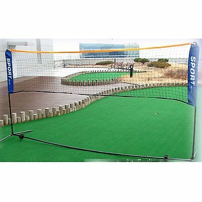 "Portable Multi-Purpose Sports net(118"") badminton,vollyball etc free shipping"