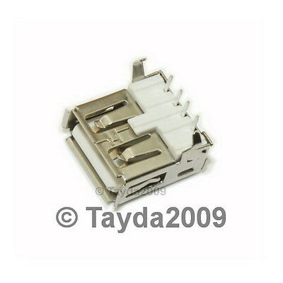 2 x USB Type A Female Connector - Free Shipping