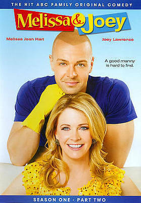 Melissa & Joey ~ Complete 1st First Season 1 One, Part Two ~ NEW 3-DISC DVD SET