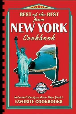 Best of the Best from New York Cookbook-BRAND NEW