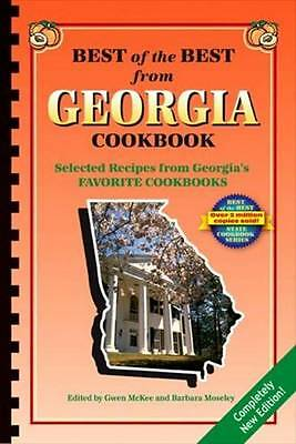 Best of the Best from Georgia Cookbook-BRAND NEW