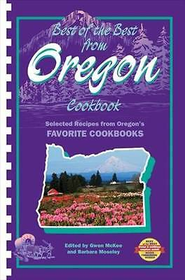 Best of the Best from Oregon Cookbook-BRAND NEW