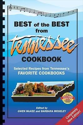 Best of the Best from Tennessee Cookbook-BRAND NEW