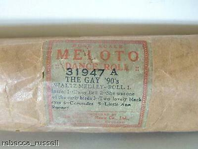 Pianola Meloto 31947A The Gay 90s