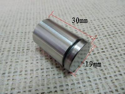 2pcs Stainless Steel Decorative Advertising Screw Nail 19x30mm