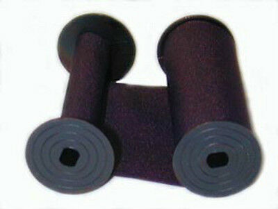 Rapidprint 5650 Purple Cotton Ribbon - Factory Fresh - New - USA Made