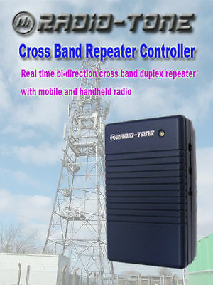 Cross Band Full Duplex Repeater Controller for all Band & all Type  Radio