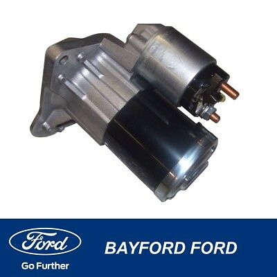 Starter Motor Suits Ford Fg 6 Cylinder (With Warranty) -  New Genuine Ford Part