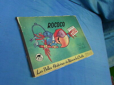 Jean Trubert (Becassine) Rococo Concierge De Zoo Editions Ipc E.o. 1943