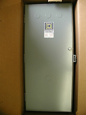 Square D Class 8903 Type SQG11V04 Lighting Contactor Coil Rating 277-60