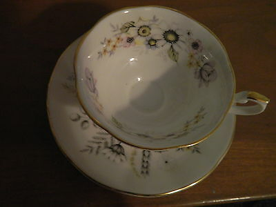 Staffordshire Hampshire Hall Cup & Saucer