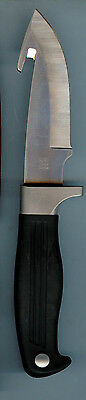 KERSHAW KAI 2014 HUNTING KNIFE WITH GUT HOOK LOOK Made in Japan Rare in Market !