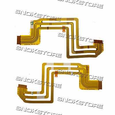NEW FLEX CABLE CAVO FLAT LCD FOR SONY HDR SR1E HDR-UX1E videocamera REPAIR PART
