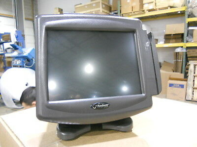 Radiant P1220 Pos Terminal W/printer & Cash Drawer, With Windows Loaded