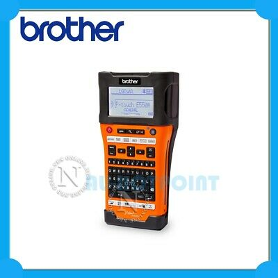 Brother PT-7600 Handheld P TOUCH LABELLER - 6-24MM TZ TAPE MODEL in Retail Box