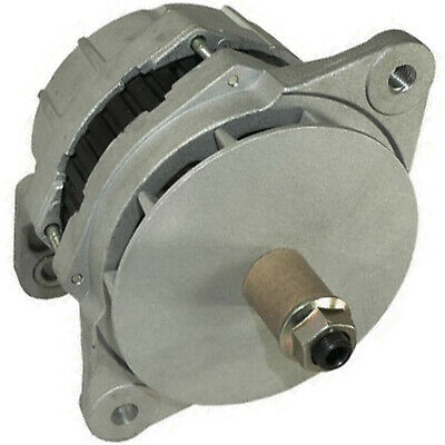 160AMP HIGH AMP ALTERNATOR Fits VOLVO CUMMINS FORD DELCO 22SI 1-WIRE HOOKUP