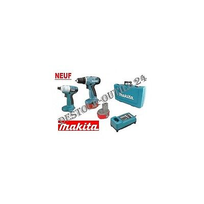 makita 6281d perceuse visseuse a choc 6932fd 14 4v 2. Black Bedroom Furniture Sets. Home Design Ideas