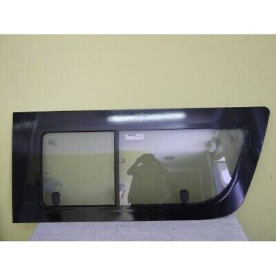 Toyota Hiace - Kh220 - Van 4/05 Curr - Drivers - Right Side-Mid Slider Glass-New