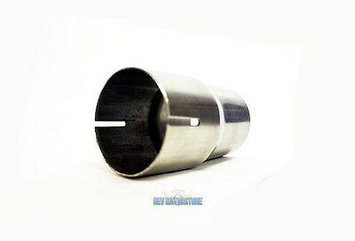 Stainless Steel Reducers Exhaust Connector Adapter - Made To Measure Custom T304