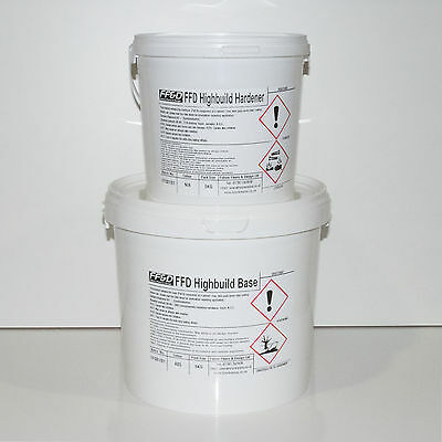 High Build Epoxy Floor Paint 5KG Solvent Free (Industrial Grade For Garages)
