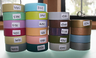 Washi Tape colour 15mmx 10m+ Roll Decorative Sticky Paper Masking Tape Adhesive