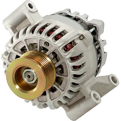 HIGH OUTPUT 160AMP ALTERNATOR Fits FORD F-SERIES F450 F550 7.3L Diesel 1999-2001