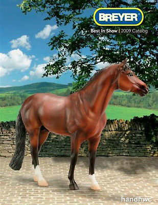 Breyer 2009 Dealer Catalog Reeves International Horses Traditional Classic More
