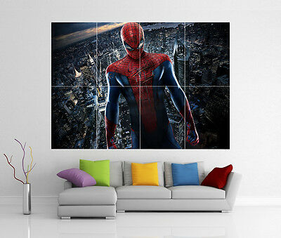 The Amazing Spiderman Marvel Giant Wall Art Picture Print Poster G58