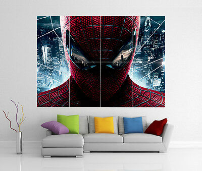 The Amazing Spiderman Marvel Giant Wall Art Picture Print Poster G57